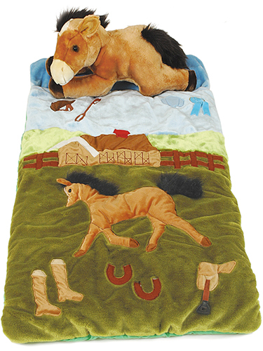 Derby Winner Horse Slumber Bag