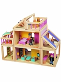 Designed by You Wooden Dollhouse