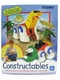Dino Constructibles Motorized Building Playset