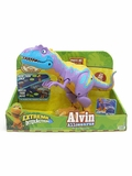 Dinosaur Train Extreme InterAction Alvin Allosaurus