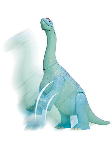 Dinosaur Train Extreme InterAction Arnie Argenitinosaurus