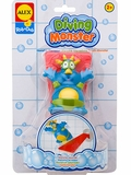 Diving Monster Tub Toy
