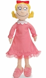 Dr. Seuss Cindy Lou Who Soft Doll