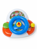 Early Years Baby Driver Activity Steering Wheel