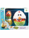 Early Years Chicken 'n Egg Stackers