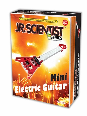 Elenco Jr. Scientist Mini Electric Guitar Kit