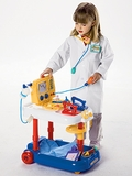 Emergency Cart Playset