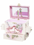 Enchantmints Sweet Fairy Wrens Musical Treasure Box