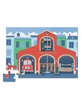 Fire Station 36-Piece Jigsaw Puzzle