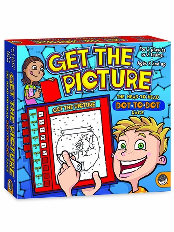 Get the Picture: Dot-to-Dot Race Game