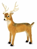 Giant Deer Stuffed Animal
