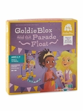 Goldie Blox and the Parade Float Engineering Toy for Girls