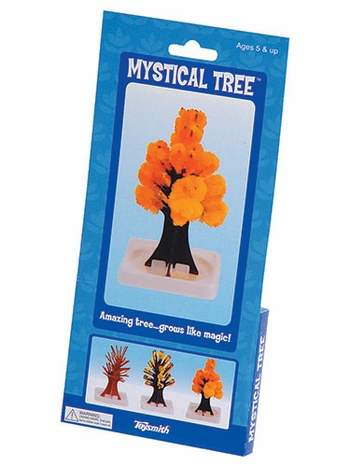 Growing Crystal Mystical Tree