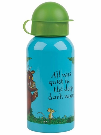 Gruffalo Blue Water Bottle