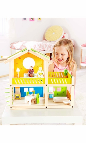 Happy Villa Play Set