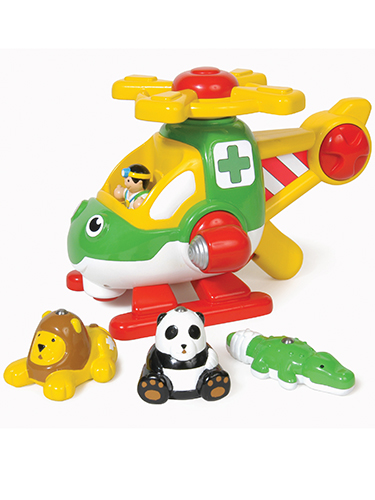 Harry Copter's Animal Rescue