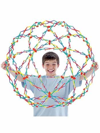 Hoberman Original Rainbow Sphere