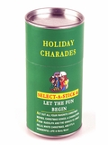 Holiday Charades In-A-Can