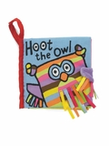 Hoot the Owl Soft Book