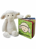 If I Were a Lamb Tactile Board Book