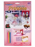 Imaginetics Color Me Princess Magnetic Playboard