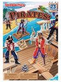 Imaginetics Pirates Magnetic Playboard