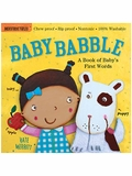 Indestructibles: Baby Babble Baby-Proof Book