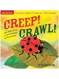 Indestructibles: Creep! Crawl! Baby-Proof Book