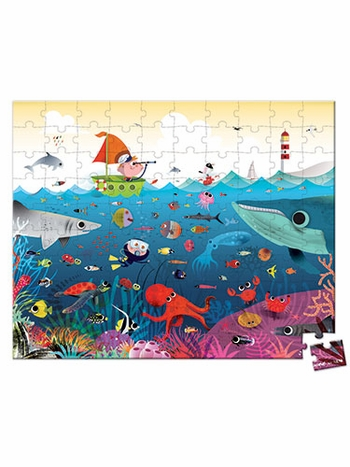 Janod Underwater World Puzzle