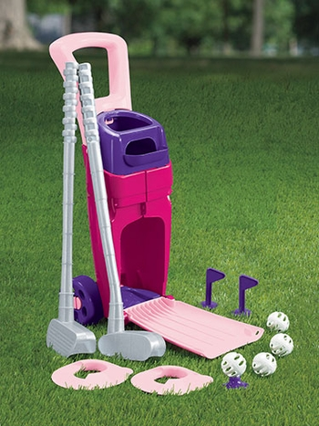 Junior Pro Girl's Golf Set