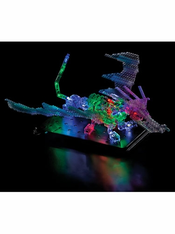 Laser Pegs Dragon LED Building Kit