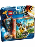 LEGO Legends of Chima Royal Roost Speedorz Mini Game 70108