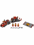 LEGO Monster Truck Transporter 60027