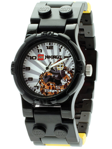 LEGO Ninjago Kendo Cole Watch
