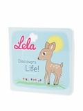 Lela the Fawn Discovers Life Board Book