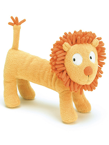 Lonely Lion Plush
