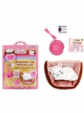 Lottie Doll Pandora the Persian Cat Accessories Set