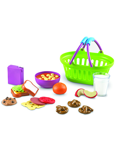 Lunch Basket Play Food