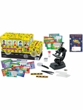 Magic School Bus Microscope Lab Science Kit