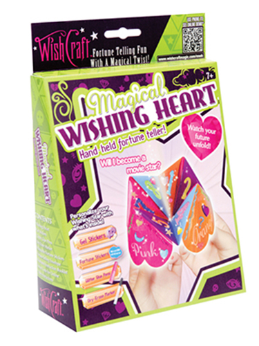 Magical Wishing Heart