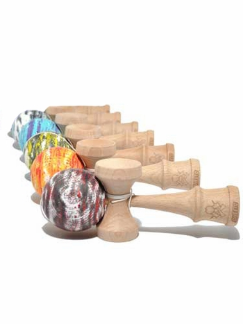 Marbled Matte Sweets Kendama