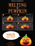 Melting Pumpkin