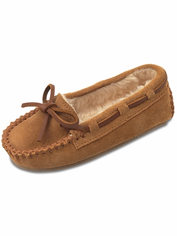 Minnetonka Moccasin Kids Cassie Slipper