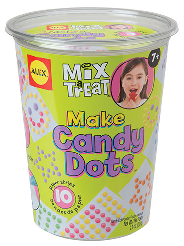 Mix a Treat Make Candy Dots
