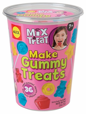 Mix a Treat Make Gummy Treats