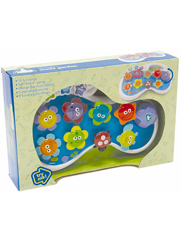 Music Garden Interactive Musical Activity Toy