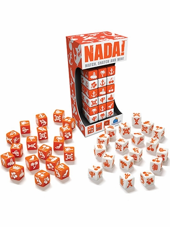 Nada! Match, Snatch and Win Dice Game