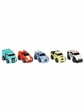 Nitro Micro Vehicles Series 1 5-Pack