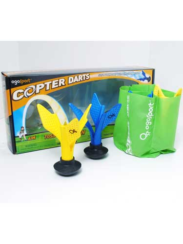 OgoSport Copter Darts Game Set