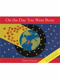 On the Day You Were Born Picture Book with CD